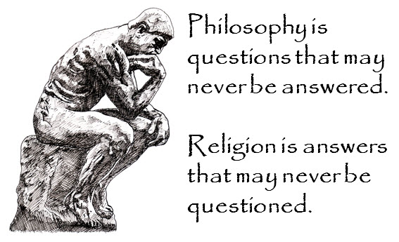 christianity as reality or philosophy jd espinoza