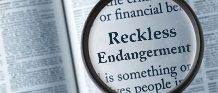 Reckless Endangerment for the Lord | JD Espinoza